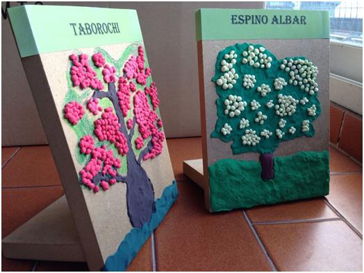 Exposición de trabajos didácticos. TEA Santa Cruz de Tenerife.